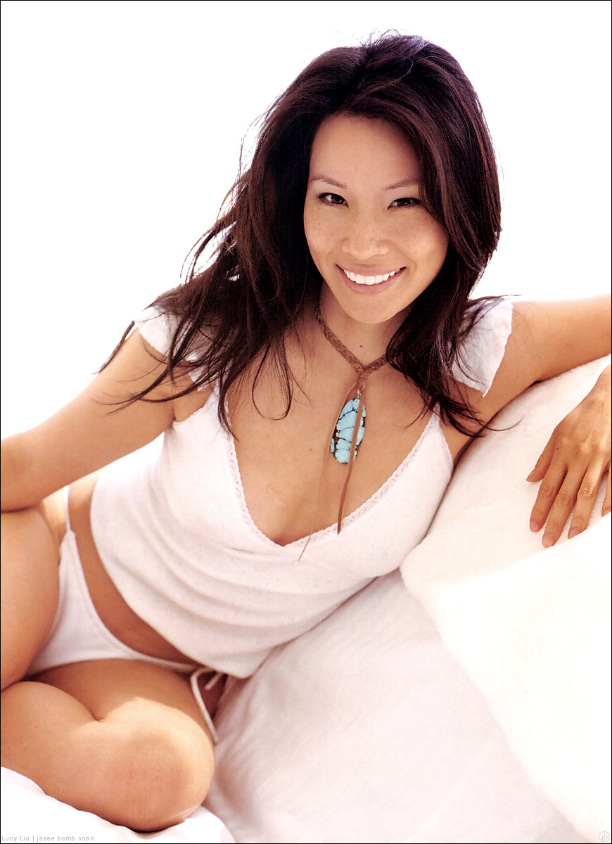... or Lucy Liu? 2. OK, just for the Star Wars freaks: ...